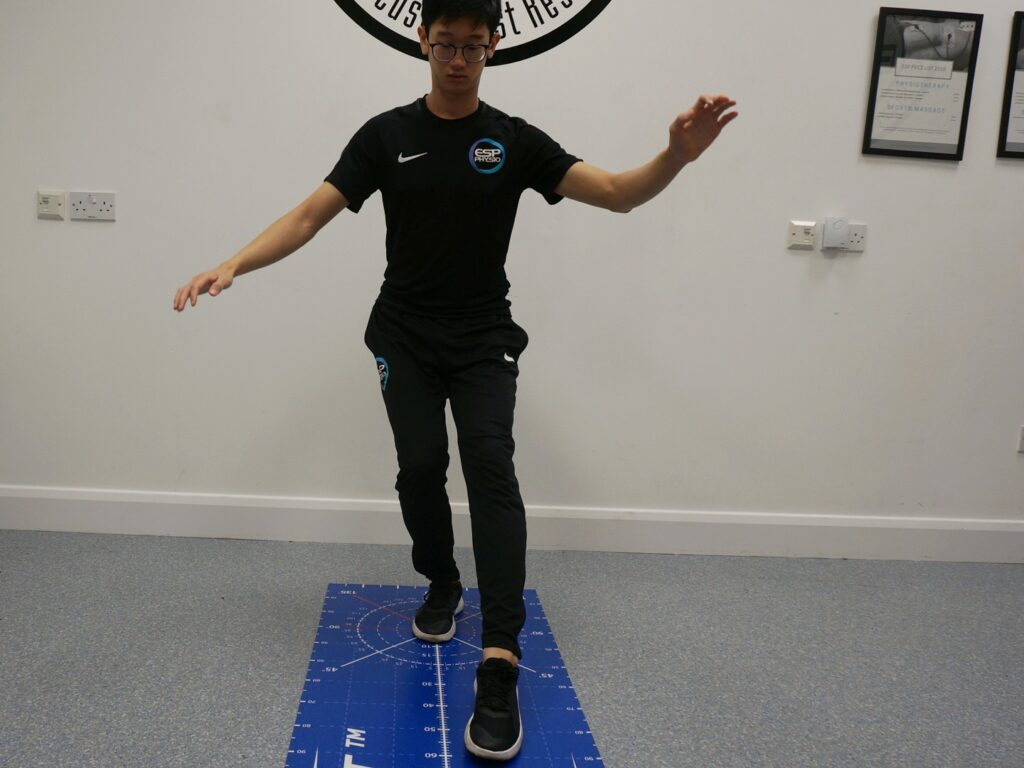 Balance for Knee pain